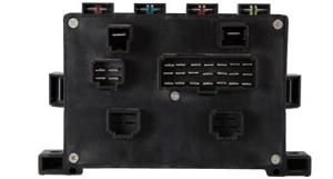 中央电器盒